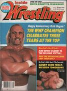 Inside Wrestling - March 1987