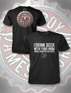 James Storm I Drink Beer T-Shirt