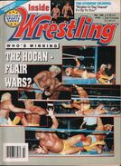 Inside Wrestling - March 1992
