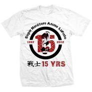 Lufisto 15th Anniversary T-shirt Light Shirt