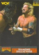 1999 WCW-nWo Nitro (Topps) Diamond Dallas Page 3