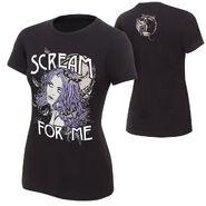 Paige Scream For Me Women's Authentic T-Shirt