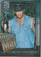 2002 WWF All Access (Fleer) Undertaker 67