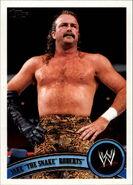 2011 WWE (Topps) Jake Roberts (No.96)