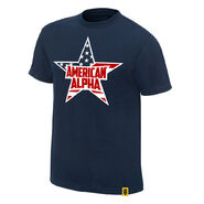 American Alpha Ready, Willing, and Gable Youth Authentic T-Shirt