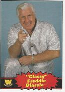 2012 WWE Heritage Trading Cards Freddie Blassie 69