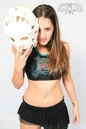 Crazy Mary Dobson SHIMMER Oct 2014