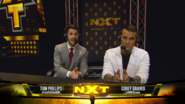 Tom Phillips & Corey Graves - March 2016