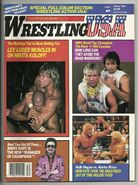 Wrestling USA - Winter 1987