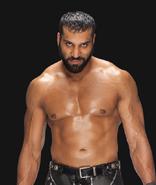 17 RAW - Jinder Mahal