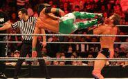 WWE ECW 29-9-09 4 Man Tag Team 005