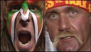 Hogan vs. Warrior 2