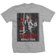 Yoshitatsu Blood, Sweat, and Tears Grey Shirt