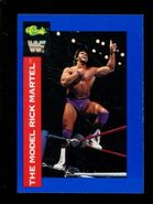 1991 WWF Classic Superstars Cards Rick Martel 8