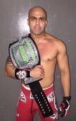 Sonjay Dutt GFW NexGen Championship