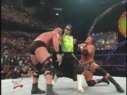 Royal Rumble 2002 Hurricane vs Triple H Stone Cold