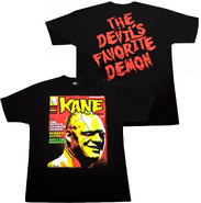 Kane Devils Favorite Demon Authentic T-Shirt