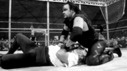 Mankind vs The Undertaker Hell in a Cell Match King of the Ring 1998 34