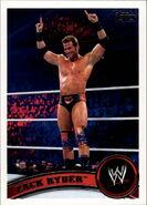 2011 WWE (Topps) Zack Ryder 78