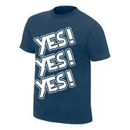 Daniel Bryan YES Smackdown GM T-Shirt