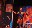 Riley as the FCW Florida Heavyweight Champion