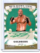 2016 Leaf Signature Series Wrestling Goldberg 8