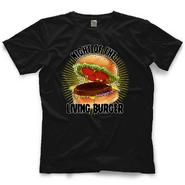 Cheeseburger Living Burger T-Shirt