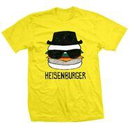 Cheeseburger Heisenburger Shirt