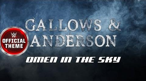 Gallows & Anderson - Omen In The Sky (Official Theme)