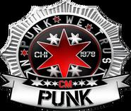 Cm punk logos pro wrestling fandom powered by wikia - Cm punk logo images ...