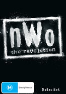 NWo New World Order DVD cover