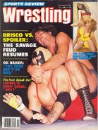 Sports Review Wrestling - December 1979