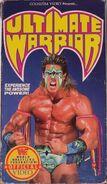 Ultimate Warrior (1992) video