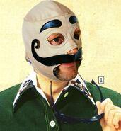 Dirty Sanchez Mask