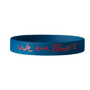 Jack Swagger We The People Silicone Bracelet