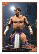 2009 WWE (Topps) Zack Ryder 73