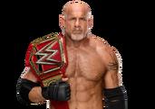 Goldberg WWE Universal Champion 2017