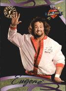 2004 WWE Divas 2005 (Fleer) Eugene 77