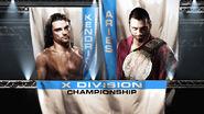 6 Brian Kendrick vs. TNA X Division Champion Austin Aries (Title Match)