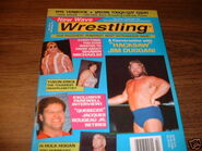 New Wave Wrestling - February 1995