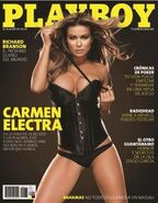Playboy - March 2009 (Mexico)