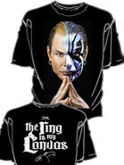 Jeff Hardy The Ring Is My Canvas T-Shirt