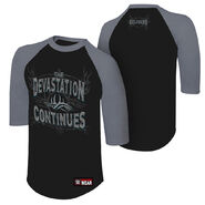 Goldberg Devastation Continues Raglan Shirt