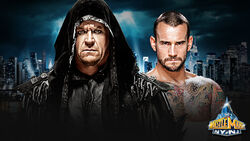 WM 29 Taker v Punk