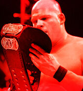 1st reign as ecw champion kane