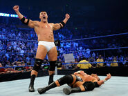 WWE-Smackdown-Vladimir-Kozlov-Triple-H 1230137
