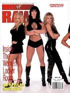 Raw Magazine March 1999