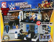 WWEStackdownTheShieldTacticalTrainingCenter
