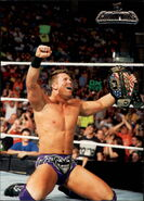 2011 Topps WWE Champions Wrestling The Miz 22