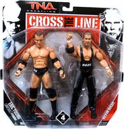 TNA Cross the Line 4 Eric Young & Kevin Nash